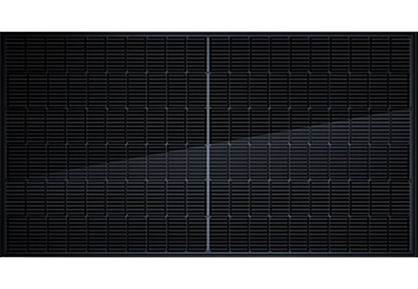Trina 315W Solar Panel TSM-315DD05H Deep Black