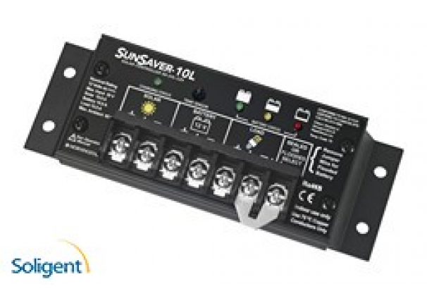 Morningstar 10A-12V Charge Controller
