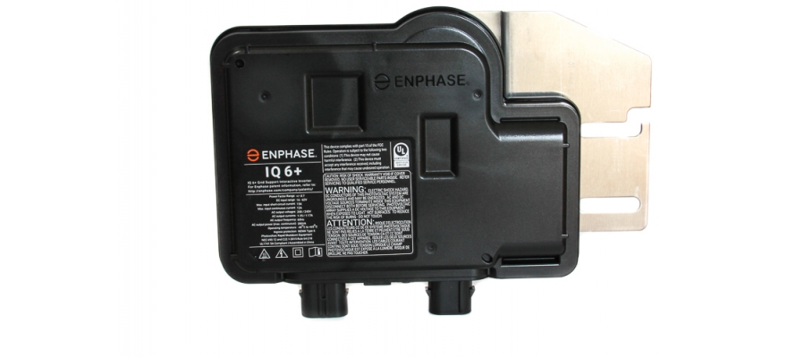 ENPHASE IQ6Plus Microinverter 72-cell panel