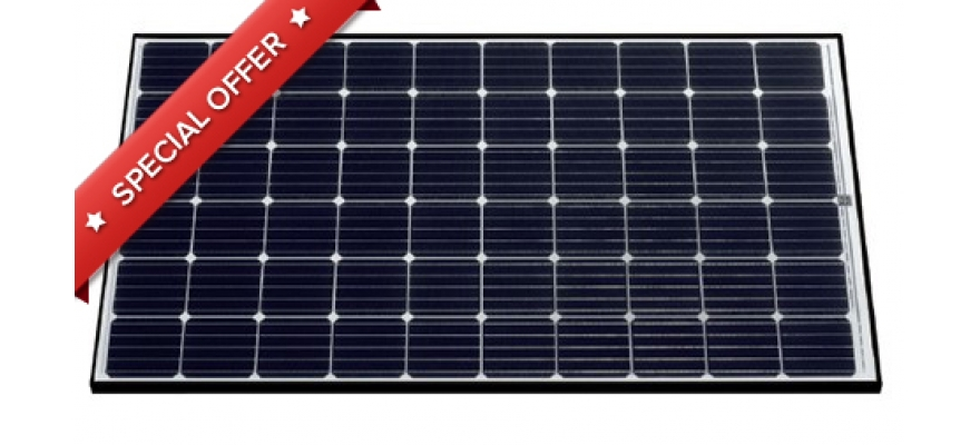 SolarWorld Plus 300W Solar Panel