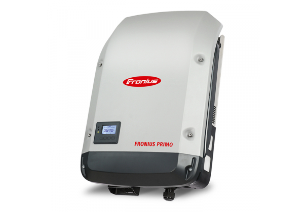Fronius Primo 3.8kw inverter FRO-P-3.8-1-208-240 solar inverter with integrated DC Disconnect is available online at a low price at A1 Solar Store