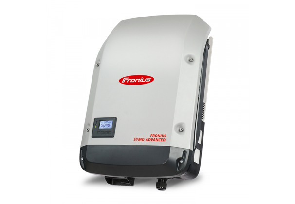 Fronius Symo Advanced 12kw inverter FRO-SA-12-3-208l solar inverter with integrated DC Disconnect is available online at a low price at A1 Solar Store