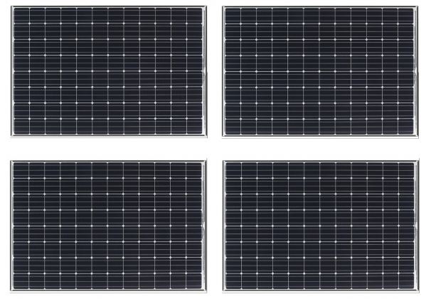 Panasonic HIT 330W Solar Panel