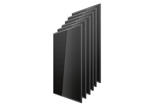 Set of 6 Trina solar panels 300W each panel
