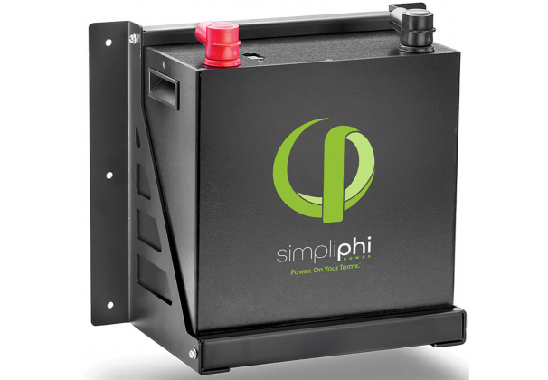 3.8kWh SimpliPhi Phi 3.8 Battery buy online - A1 Solar Store